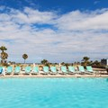 Swimming pool at Crowne Plaza Redondo Beach