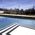 Swimming pool at Crowne Plaza Saddle Brook