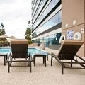 Swimming pool at Crowne Plaza San Jose Silicon Valley
