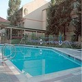 Swimming pool at Crowne Plaza Silicon Valley North Union City