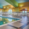 Swimming pool at Crowne Plaza Springfield Convention Center