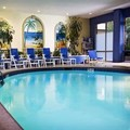 Swimming pool at Crowne Plaza Suites Arlington