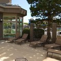 Swimming pool at Crystal Inn Hotel & Suites