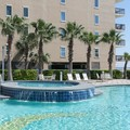 Swimming pool at Crystal Tower Condominiums by Wyndham Vacation Rentals