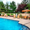 Swimming pool at Danvers Courtyard