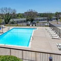 Swimming pool at Day Inn Baltimore West Security Blvd