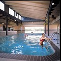 Swimming pool at Days Inn Black Bear