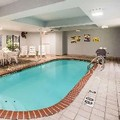 Swimming pool at Days Inn Blue Springs
