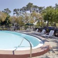 Swimming pool at Days Inn Bradenton