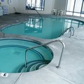 Swimming pool at Days Inn Buffalo Airport