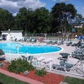 Swimming pool at Days Inn Carlisle by Wyndham
