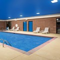 Swimming pool at Days Inn Carthage