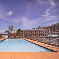 Swimming pool at Days Inn Cookeville