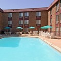 Swimming pool at Days Inn East Windsor / Hightstown
