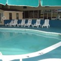 Swimming pool at Days Inn Easton