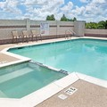Swimming pool at Days Inn El Campo Tx