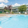 Swimming pool at Days Inn Elizabethtown