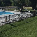 Swimming pool at Days Inn Hays