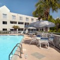 Swimming pool at Days Inn Hilton Head