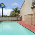 Swimming pool at Days Inn Houma