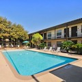 Swimming pool at Days Inn / Lackland