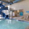 Pool image of Days Inn Medicine Hat