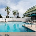 Swimming pool at Days Inn North Orlando / Casselberry
