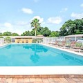Swimming pool at Days Inn Orange City / Deland