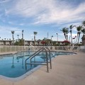 Swimming pool at Days Inn Ormond Beach