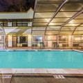 Swimming pool at Days Inn Pittsburgh