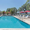 Swimming pool at Days Inn Port Charlotte