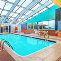Swimming pool at Days Inn Scranton