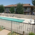 Swimming pool at Days Inn Sierra Vista