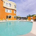 Swimming pool at Days Inn & Suites