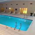 Swimming pool at Days Inn & Suites Bartlesville