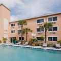 Swimming pool at Days Inn & Suites Bonita Springs
