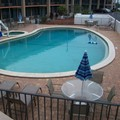 Swimming pool at Days Inn & Suites Davenport