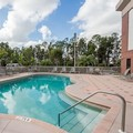 Swimming pool at Days Inn & Suites Fort Myers Near Jetblue Park