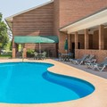 Swimming pool at Days Inn & Suits