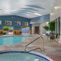 Swimming pool at Days Inn Williams