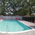 Swimming pool at Days Inn Woodbury