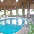 Swimming pool at Days Inn Wooster