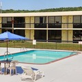 Swimming pool at Days Inn by Wyndham Cave City