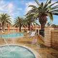 Swimming pool at Days Inn by Wyndham Hemet