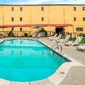 Swimming pool at Days Inn by Wyndham Vineland