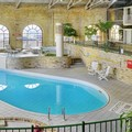 Swimming pool at Delta London Armouries Hotel
