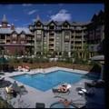 Swimming pool at Delta Whistler Village Suites