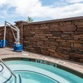 Swimming pool at Denver Marriott Westminster