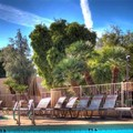 Swimming pool at Dobson Ranch Inn & Suites