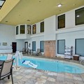 Pool image of Doubletree Hattiesburg